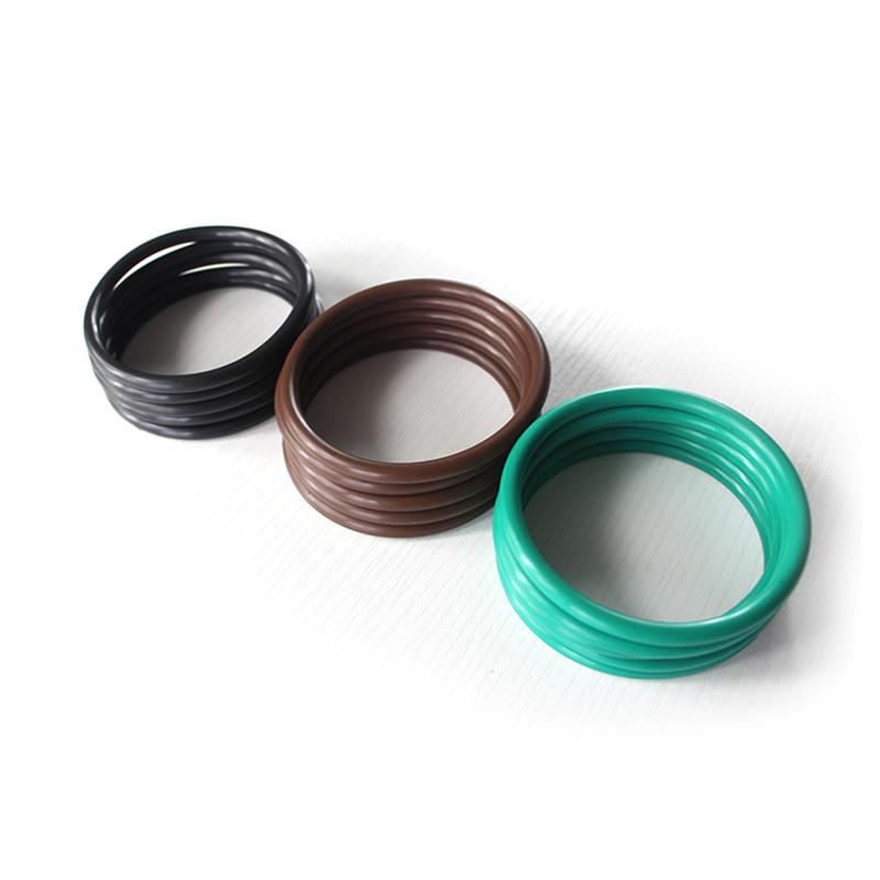 Resistente a productos químicos en stock estándar FKM o ring