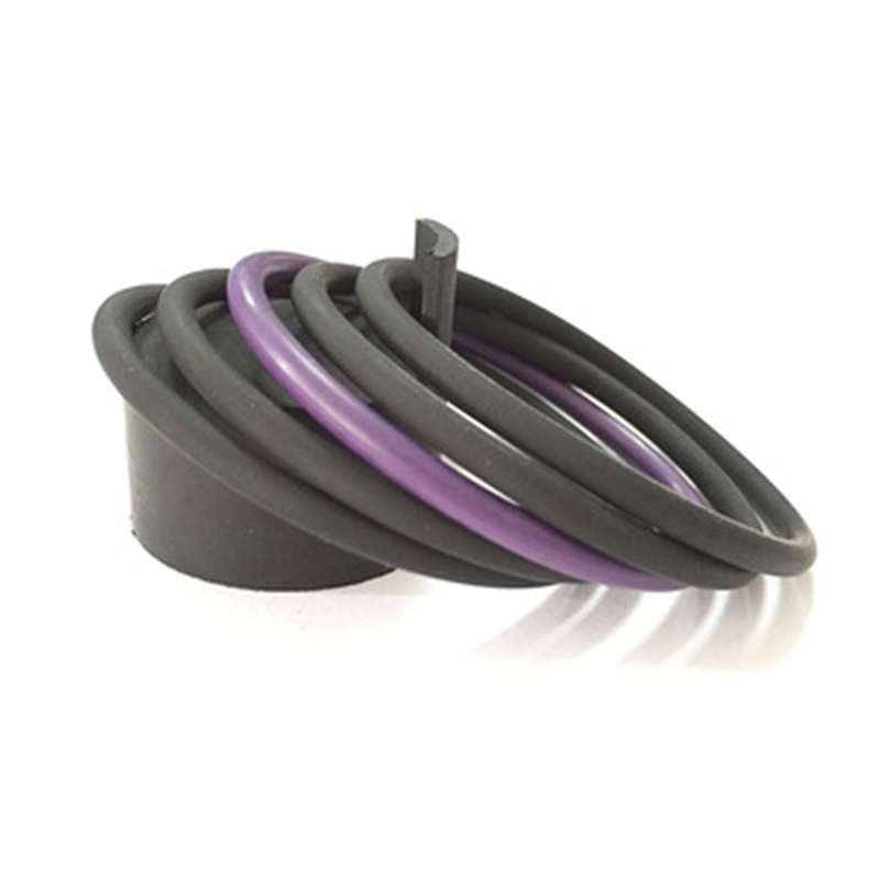 El supercondensador utiliza aislamiento o EPDM púrpura o anillo