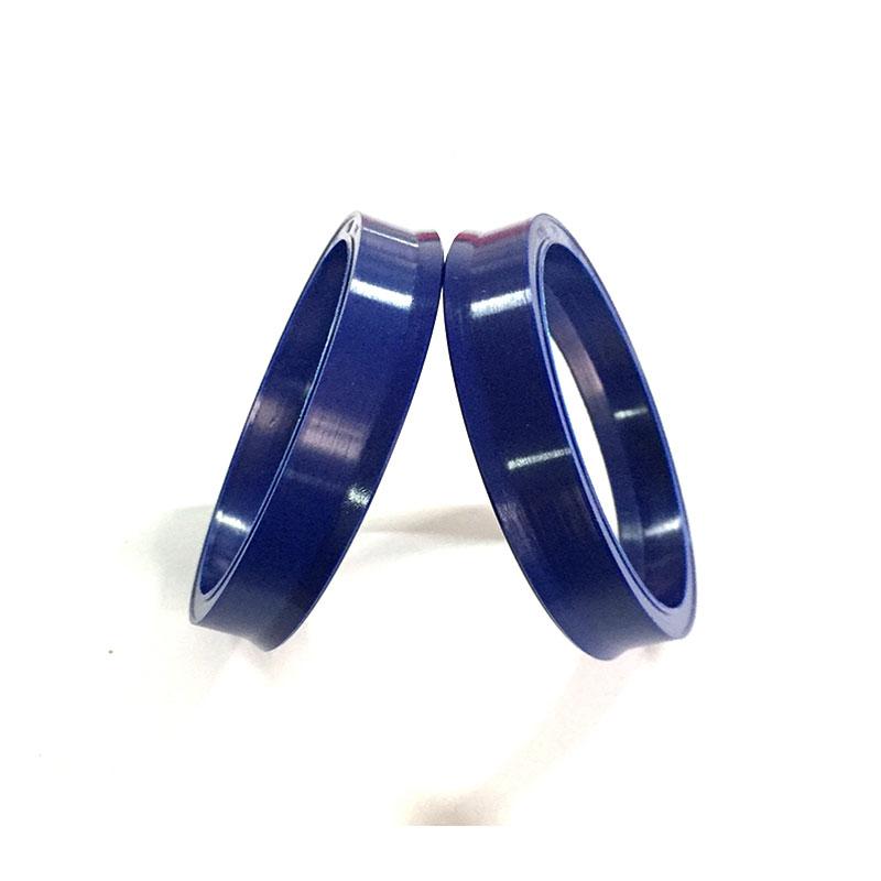 Sello de cilindro hidráulico de vástago de pistón UHS estándar y no estándar
